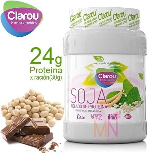 Proteína Aislada de Soja - 500g