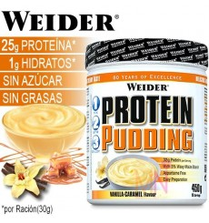 Protein Pudding 450g(15 unid)