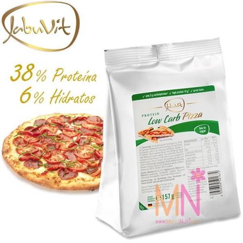 Preparado para elaborar Pizza Baja en Carbohidratos 157g