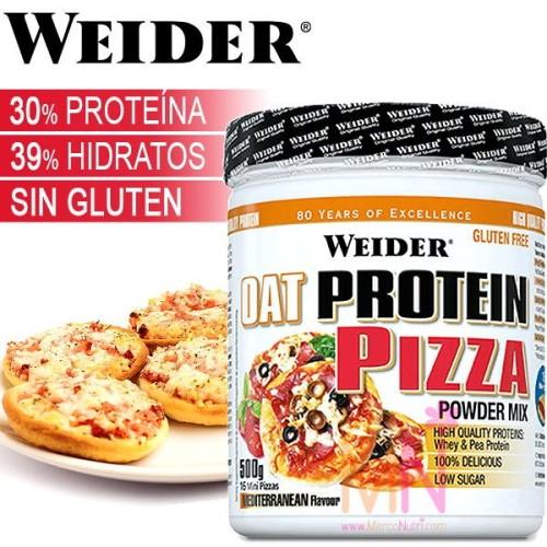 Preparado de Pizza Proteica OAT PROTEIN PIZZA 500g