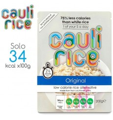 Cauli Rice sabor Natural 200g