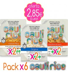 Pack x6 Cauli Rice