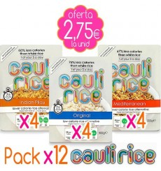Pack x12 Cauli Rice