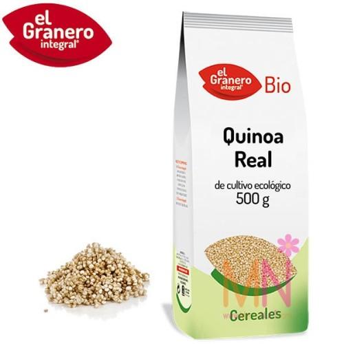 Quinoa Real en grano BIO 500 g