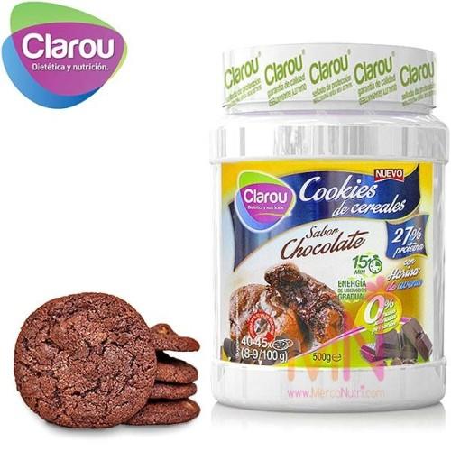 Preparado para elaborar Cookies Proteicas 500g(45 Unid)