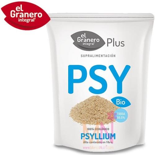 PSYLLIUM BIO (Saciante, Tránsito intestinal) 150g