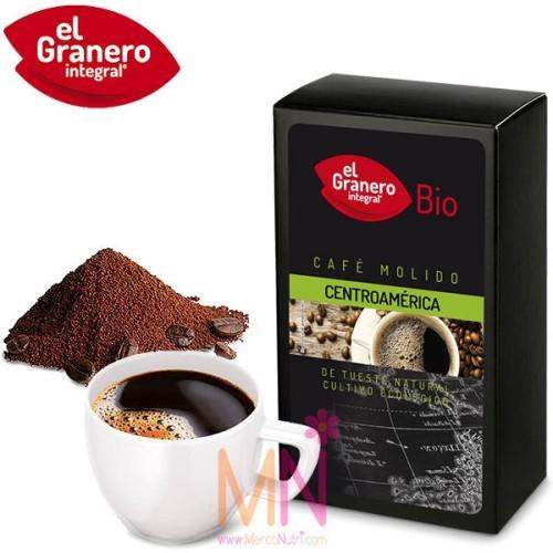 Café Molido 100 % Arábica Centroamérica BIO 250g