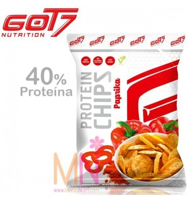Chips Proteicas 50g