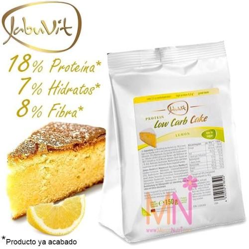 Bizcocho de Limón Bajo en Carbohidratos (Para elaborar)