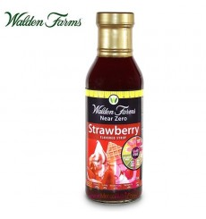 Strawberry Syrup (sirope de Fresa) - 355 ml