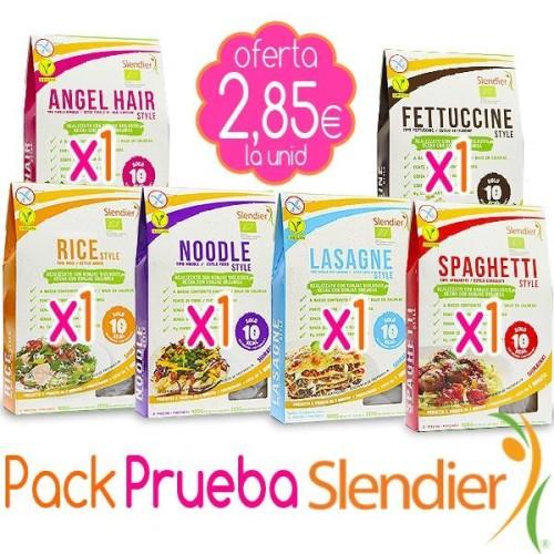 Pack Prueba Slendier 6unid.