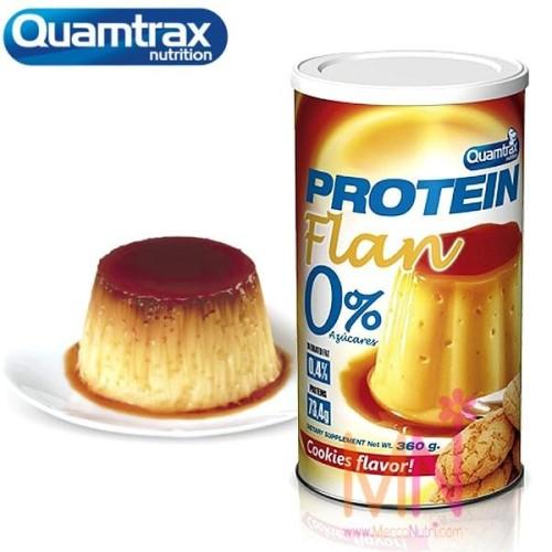 Protein Flan 0% Azúcares 360g (26 Flanes)