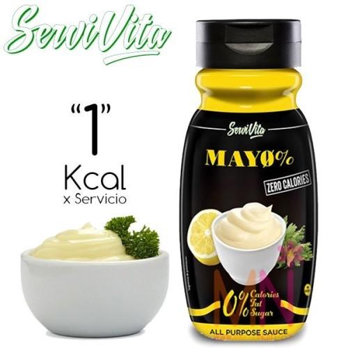 Salsa Mayo Zero Calorías 320ml