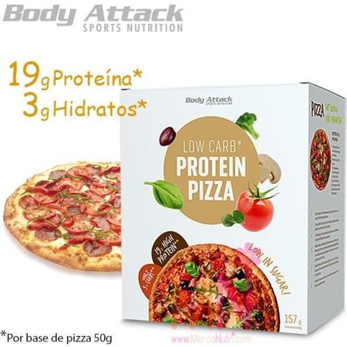 Preparado para elaborar Pizza Baja en Carbohidratos 150g