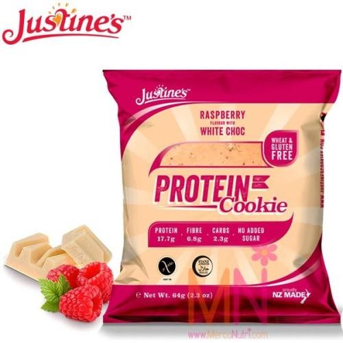 Galletas Proteicas sin gluten bajas en Carbohidratos 64g