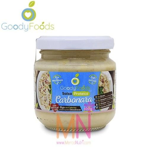 Salsa Proteica Carbonara 100g