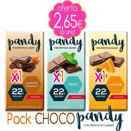 Pack CHOCO PANDY