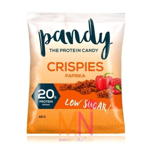Crispies Proteicos sabor Paprika (pimentón) 48g