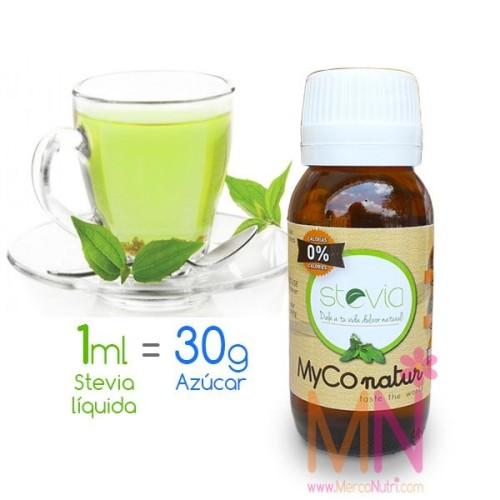 Stevia LÍquida 60ml
