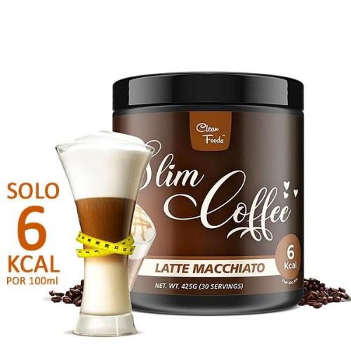 Slim Coffee Latte Macchiato (con glucomanano) 425g