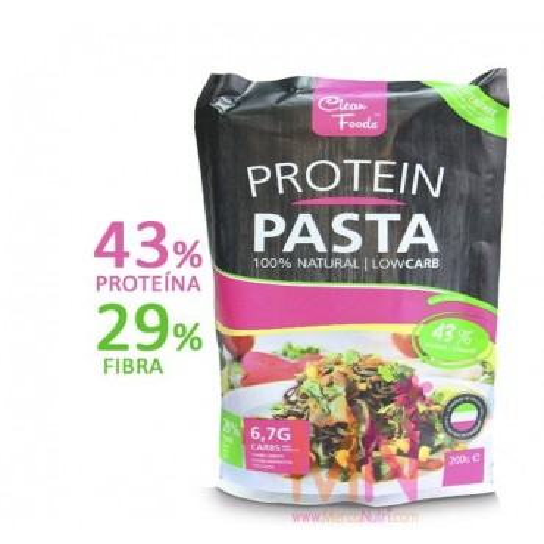 Pasta proteica sin gluten PROTEIN PASTA 200g