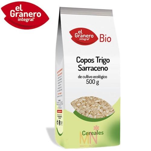 Copos de Trigo sarraceno BIO 500g