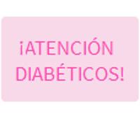 Advertencias alimentos para diabéticos
