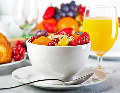 Productos para desayuno y merienda