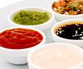 Aderezos, Salsas y Siropes