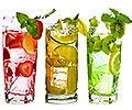 Bebidas sin Calorías