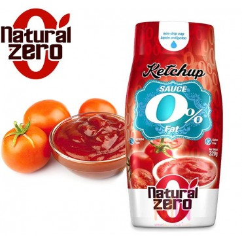 Ketchup Sin Calorías 320g