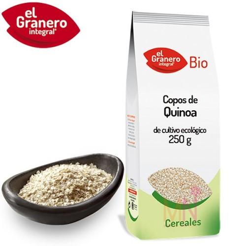 Copos de Quinoa BIO 250g