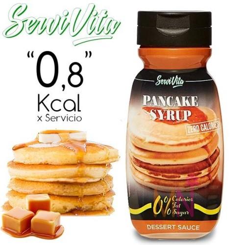 Sirope de Caramelo Pancake Zero Calorías 320ml