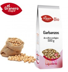 Garbanzos BIO 500g