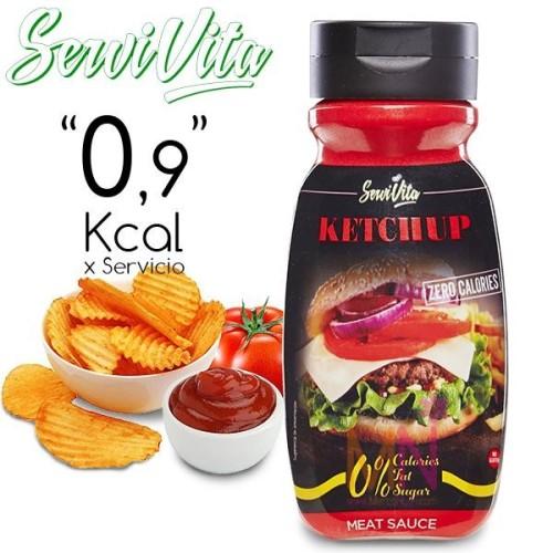 Ketchup Zero Calorías 320ml