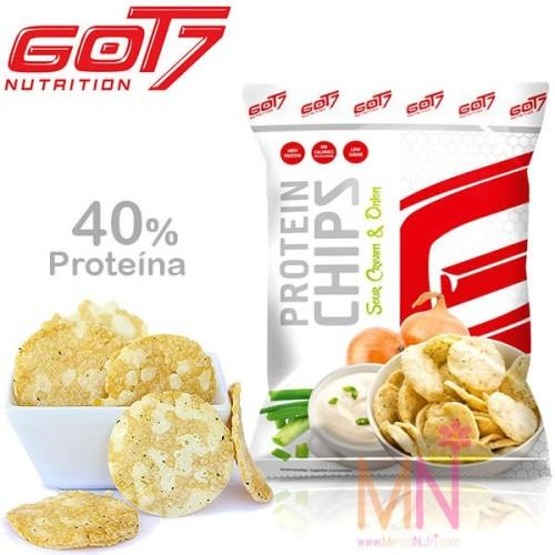 Protein Chips 23g