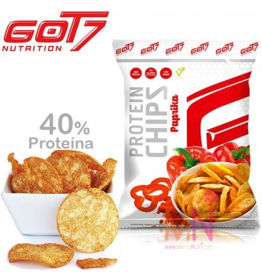 Chips Proteicas 23g