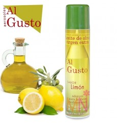 Spray de Aceite de Oliva sabor Limón 250ml