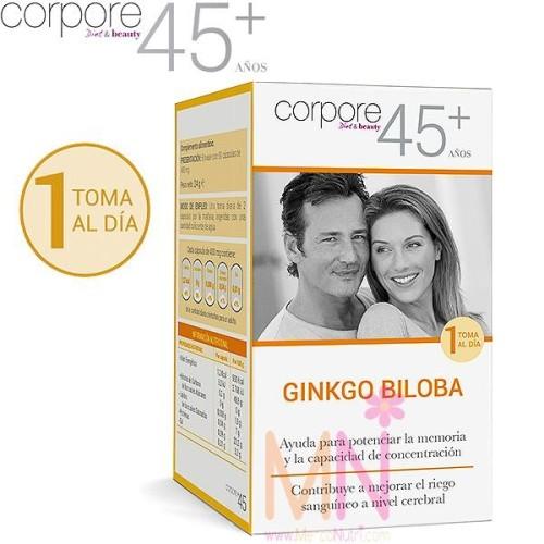 Ginkgo Biloba 60caps