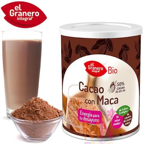 Cacao con Maca BIO 200g