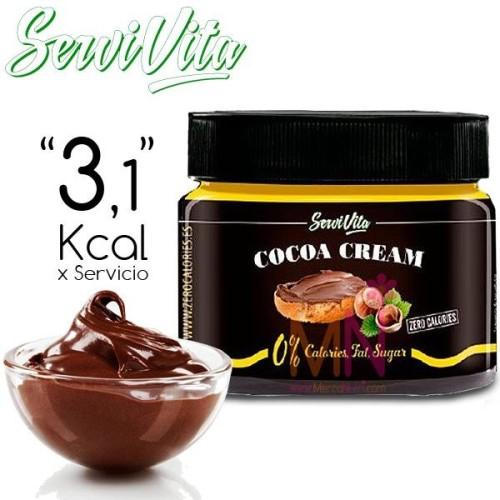 Crema de Cacao zero Calorías 480g