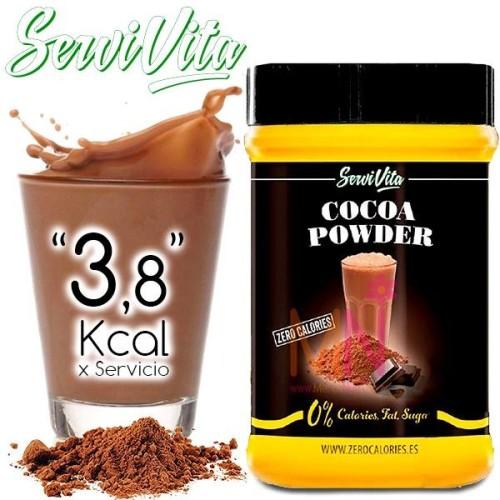 Cacao soluble zero Calorías 500g
