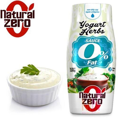 Salsa de Yogur y Finas Hierbas Sin Calorías 320g