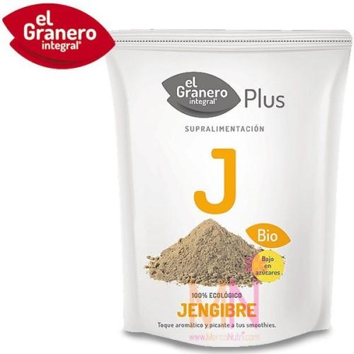 JENGIBRE BIO (Antiinflamatorio, Digestivo) 150g