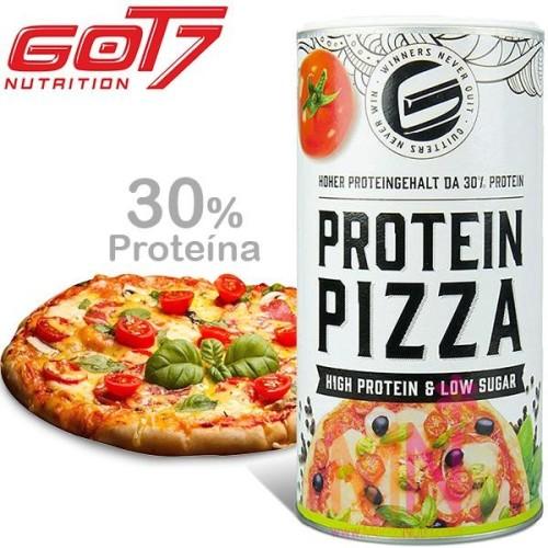 PROTEIN PIZZA sabor Mediterráneo (Preparado en Polvo) 500g