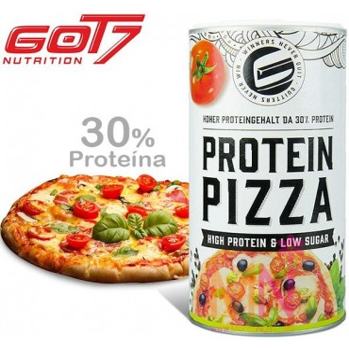 PROTEIN PIZZA (Preparado en Polvo) 500g