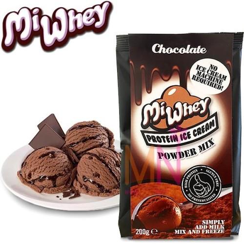 Helado Proteico de Chocolate en polvo (Para elaborar) 200g