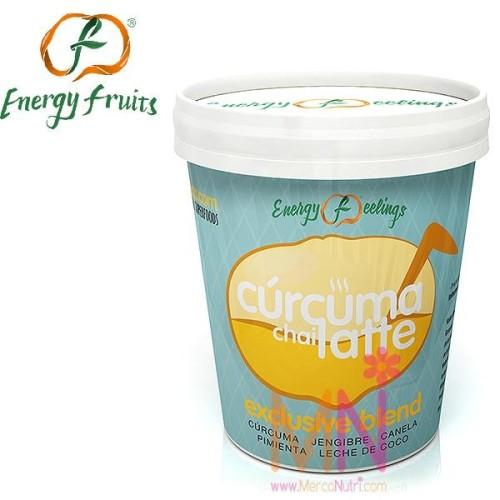Cúrcuma Chai Latte (Antiinflamatorio) 250g