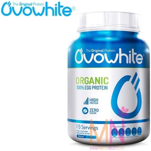 Ovowhite Organic (Proteína de Clara Ecológica) 453g