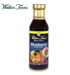 BlueBerry  Syrup (Sirope de Arándanos) - 355 ml